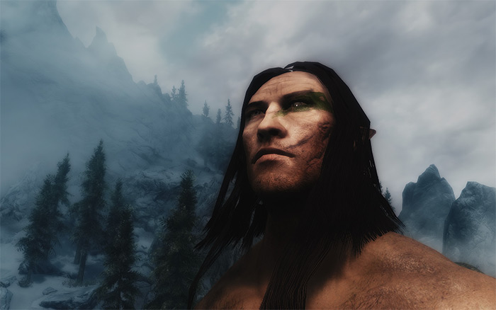 Northborn Scars Skyrim mods