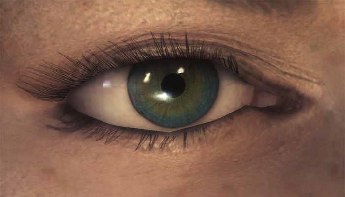 Eyes of Beauty Skyrim mod