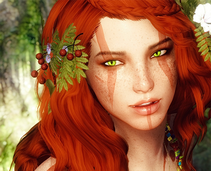 Top 20 Best Beauty Mods For Skyrim Fandomspot