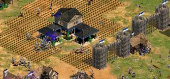 AoE2 civilization sample