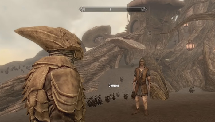 Unearthed Skyrim quest