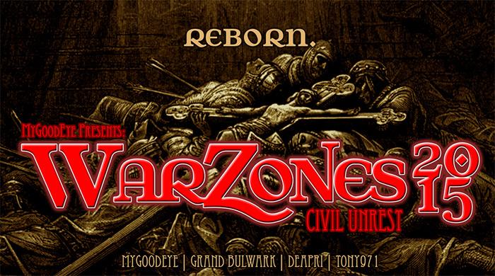Warzones Skyrim mod