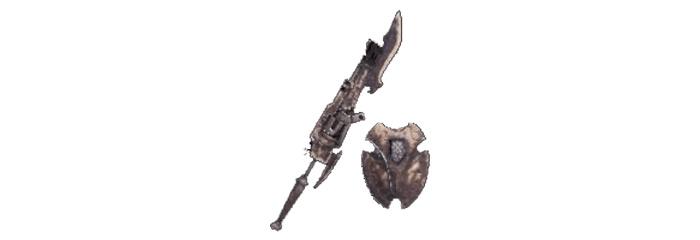 Dragonbone Gunlance 3 MHW