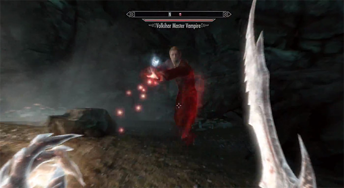 Volkihar Master Vampire skyrim