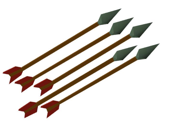 Adamant Arrows OSRS