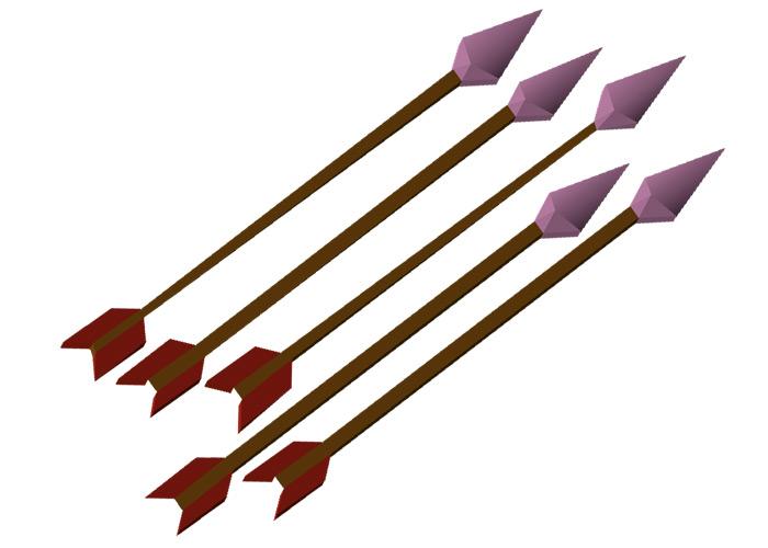 Amethyst Arrows OSRS