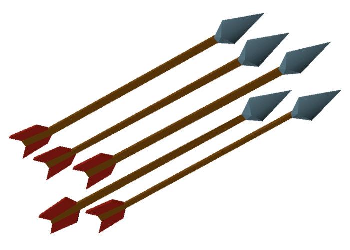 Rune Arrows OSRS
