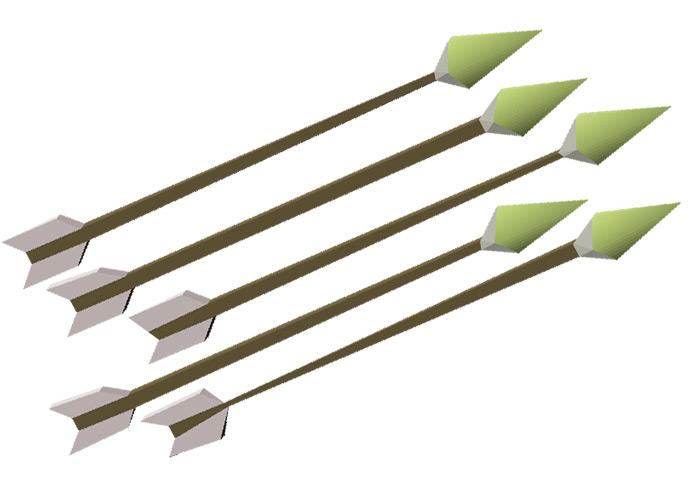 Ogre Arrows OSRS