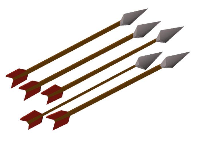 Steel Arrows OSRS
