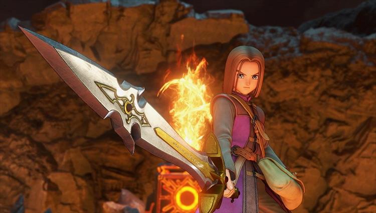 Orchestral Overhaul Mod Dragon Quest 11