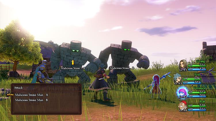 Dragon Warrior Nostalgia mod screenshot