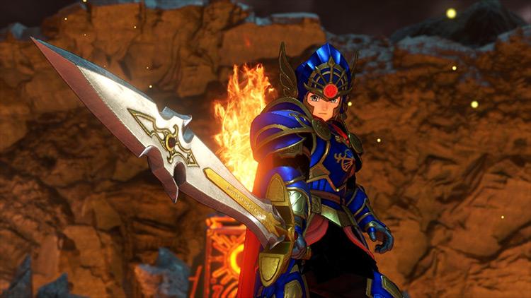Erdrick's Armor Mod Dragon Quest 11