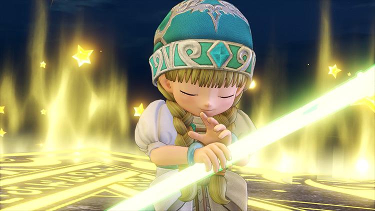 Sacred Sage Veronica mod for Dragon Quest 11