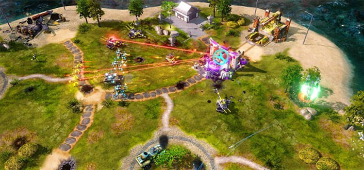 Best Mods For Command & Conquer: Red Alert 3