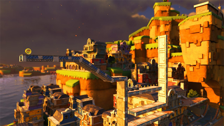 Sunset Heights Remastered Sonic Forces mod