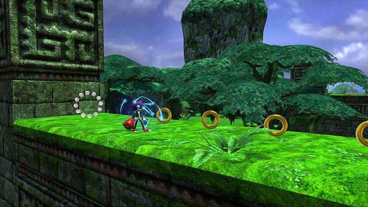 Tropical Jungle Sonic Forces mod