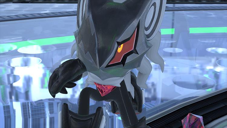 Infinite Avatar Parts Sonic Forces mod