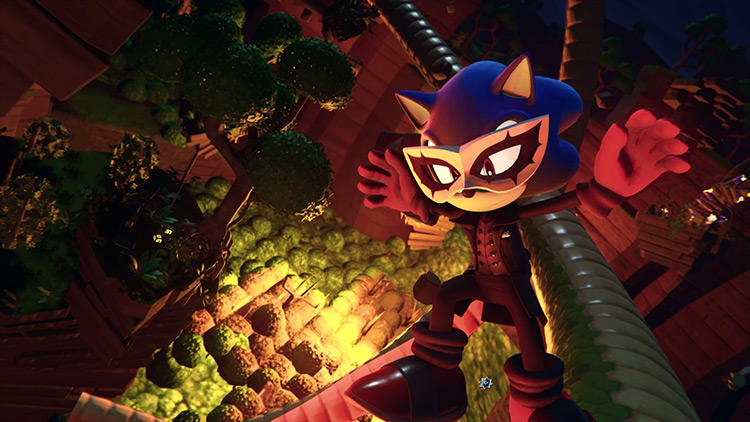 Persona Forces 5 mod for Sonic Forces