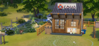 Nooks Cranny Building Redesigned in The Sims 4