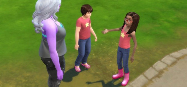 Sims 4 Steven Universe CC & Mods To Try