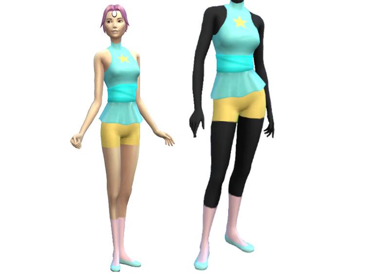 Pearl Steven Universe CC - The Sims 4