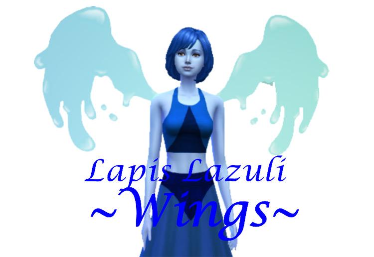 Lapis Lazuli Wings CC