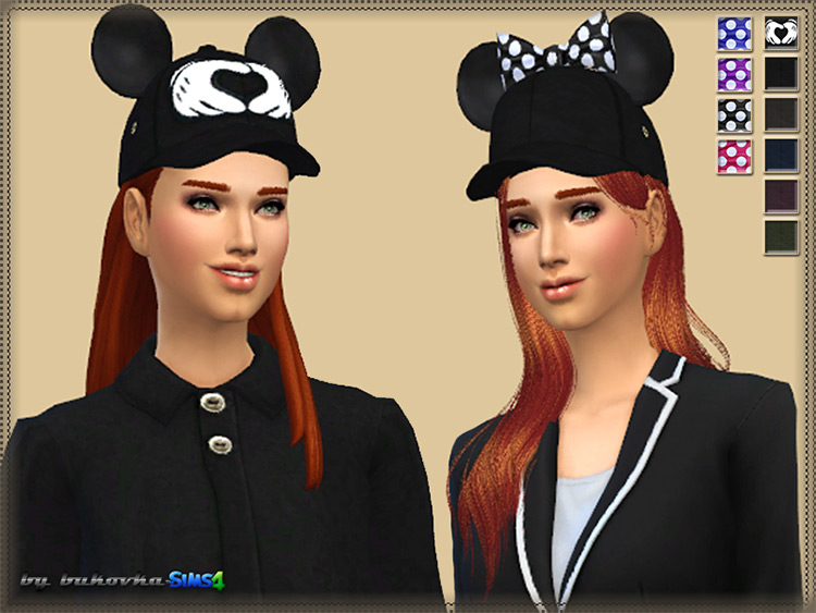 Mickey Ears CC in TS4