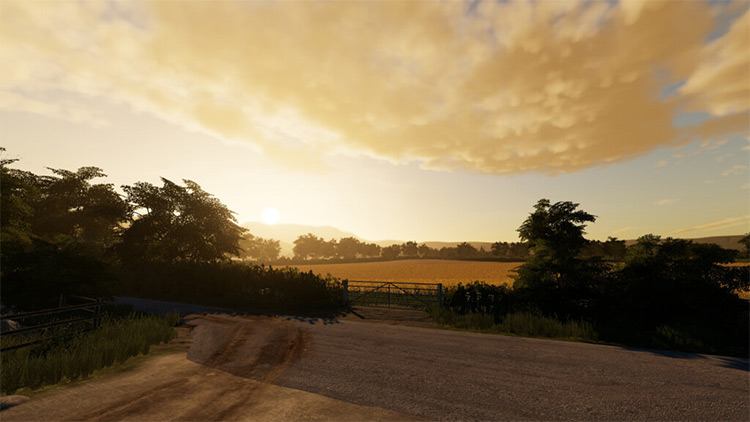 Dalton Valley Farm Map Mod