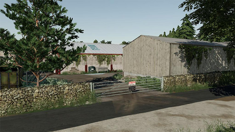 Meadow Grove FS19 Map