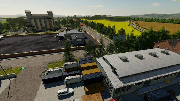 Ninghan Farms in FS19