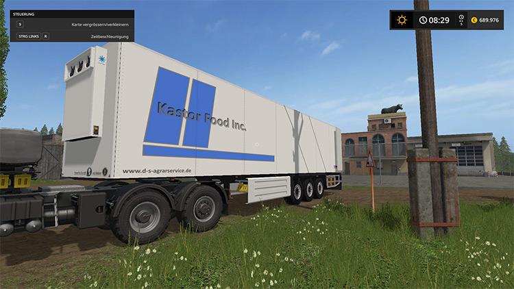 Kastor Food Inc. Farming Simulator 17 mod