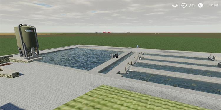 Fish Production mod for Farming Simulator 17