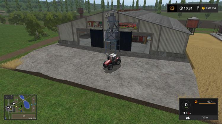 Vineyard Farming Simulator 17 mod