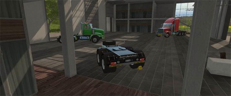 Custom Road Train Pack Farming Simulator 17 mod