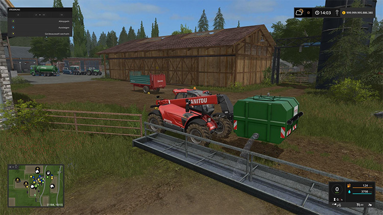 Kotte Universal Pack Farming Simulator 17