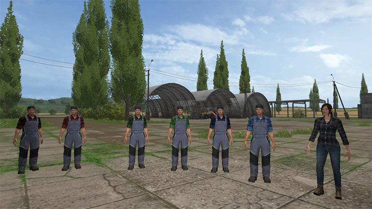 Contractor Mod Farming Simulator 17 screenshot