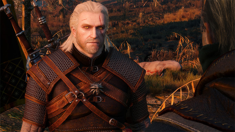 Lore-friendly Witchers mod for Witcher 3