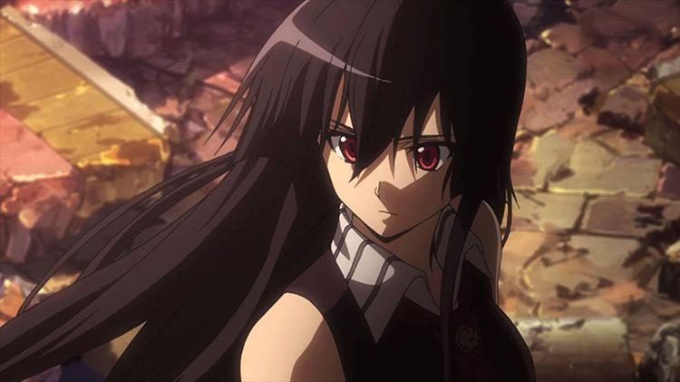 Akame from Akame Ga Kill anime