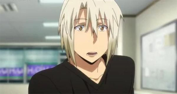 Shirou Ashiya The Devil is a Part-Timer! anime