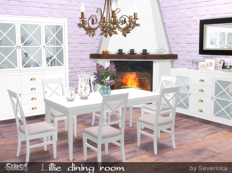 Lillie Dining Room for TS4