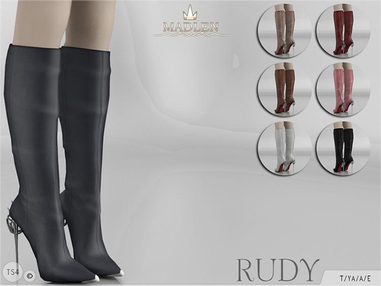 Madlen Rudy Boots CC