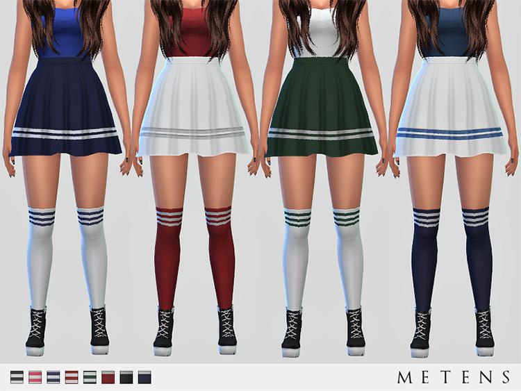 Serebro Socks CC for Sims 4