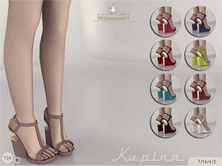 Madlen Kupina Shoes - Wedge Heels