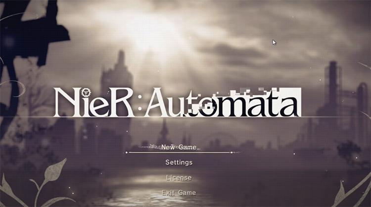 FAR Mod for NieR Automata