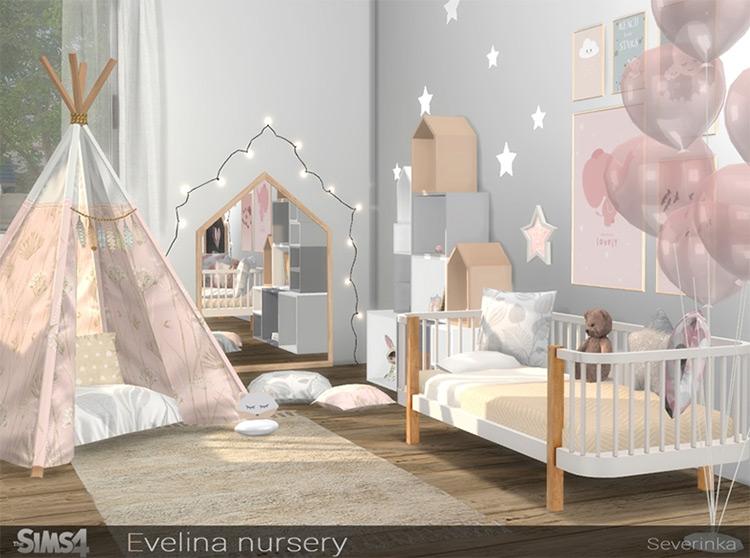 Evelina Nursery CC Set