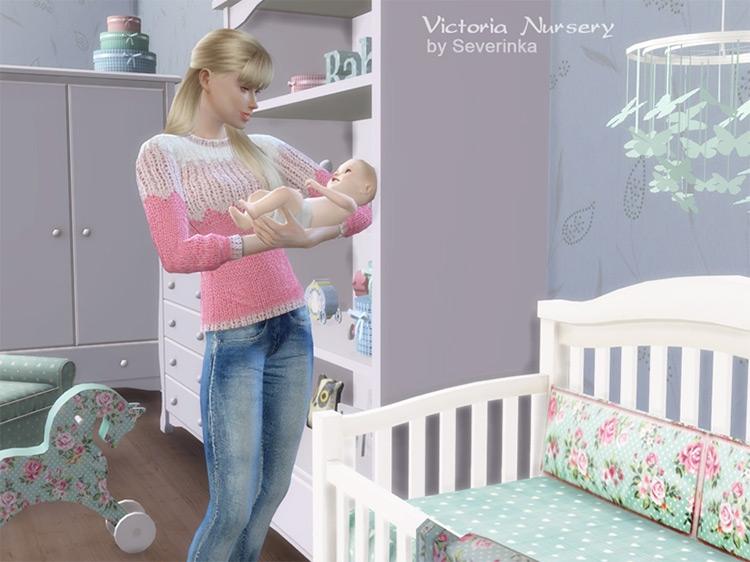 Victoria Nursery CC Set