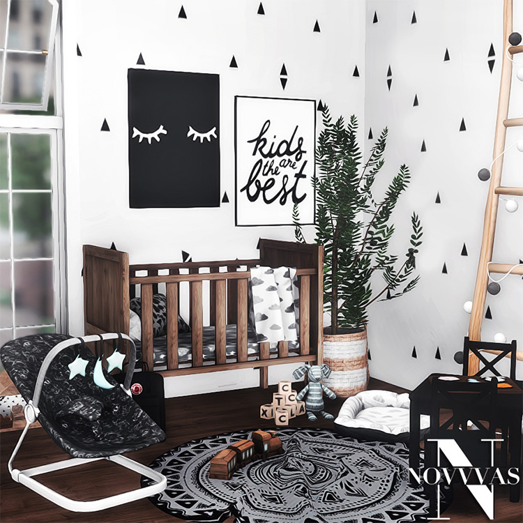 20 Must-Have Nursery Room CC & Mods For The Sims 4 (All Free) – FandomSpot
