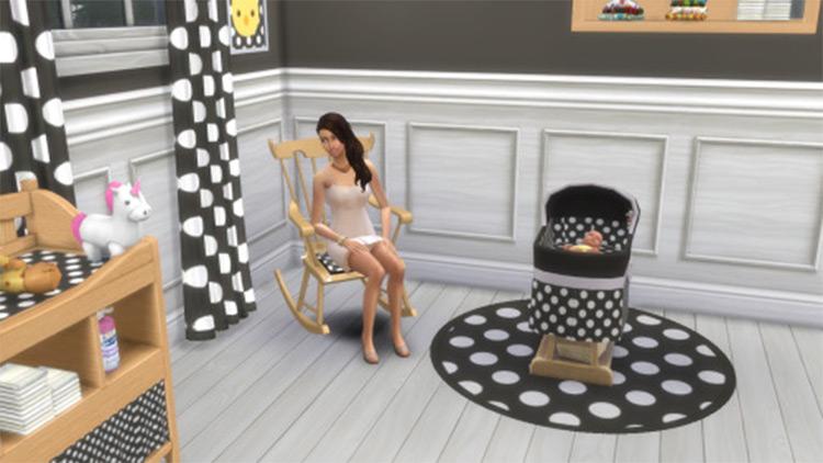 Nursery Set for TS4