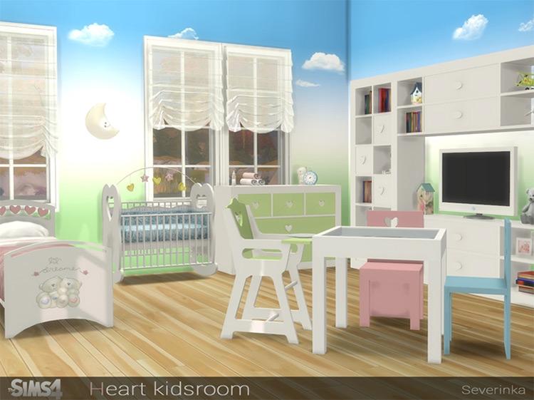 Heart Kids Room CC