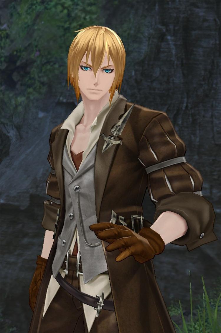 Eizen Tales of Berseria Mod character screenshot
